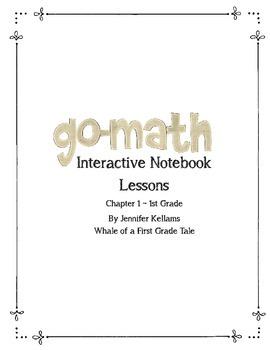 Go Math Interactive Math Journal - Chapter 1