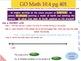 Go Math Interactive Mimio Lesson 10.4 Use Time Intervals