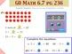 Go Math Interactive Mimio Lesson 6.7 Relate Multiplication