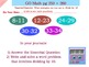 Go Math Interactive Mimio Lesson 7.2 Divide by 10