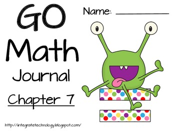 Go Math Journal Grade 2 Chapters 6-11