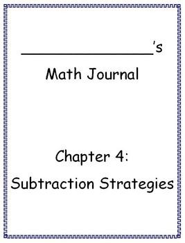 Go Math - Math Journal - Chapter 4