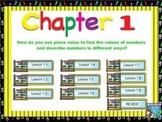 Go Math - Second Grade - Chapter 1