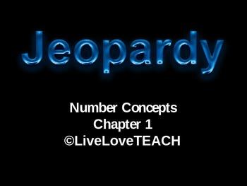 Go Math_ Chapter 1 Jeopardy