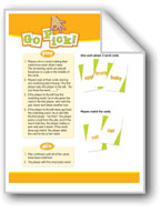 Go Pick! (High-Frequency Words: Center Games, Level B)