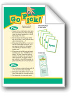 Go Pick! (Silent Consonants: Phonics Games)