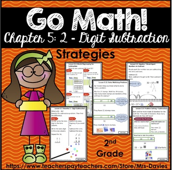 Go Math! Grade 2 Chapter 5: 2-Digit Subtraction Strategies