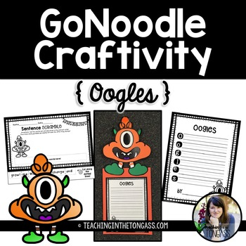 GoNoodle Craftivity (Oogles) Free