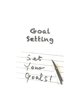 Goal Setting Activities