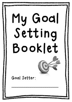 Goals Booklet