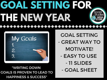 Goal Setting for New Year
