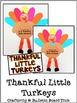 Gobble Gobble Craftivities {3 Turkey Craftivities for Than