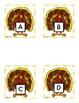 Gobble Gobble! Thanksgiving alphabet game