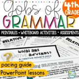 Common Core Grammar 4th Grade ~ Grammar Worksheets and Gra