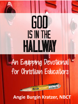 God is in the Hallway:An Equipping Devotional for Christia