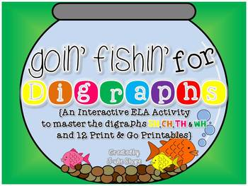 Goin' Fishin' for Digraphs