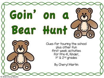 Goin' on a Bear Hunt