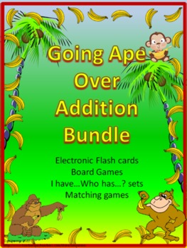 Going Ape Over Addition Bundle