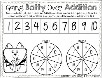 Going Batty Over Addition