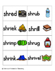 Going Camping Phonics: Beginning Trigraphs Pack