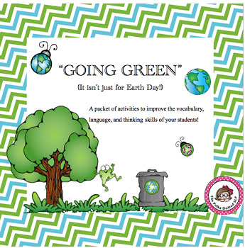"""""""Going Green"""" - It isn't just for Earth Day!"""