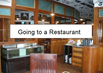 Going to a Restaurant Life Skills Community Based Instruction