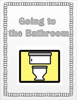 Going to the Bathroom Social Story