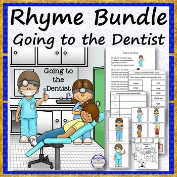 DENTAL THEME Going to the Dentist Bundle