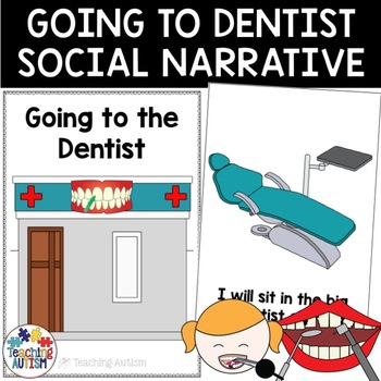 Social Story - Going to the Dentist