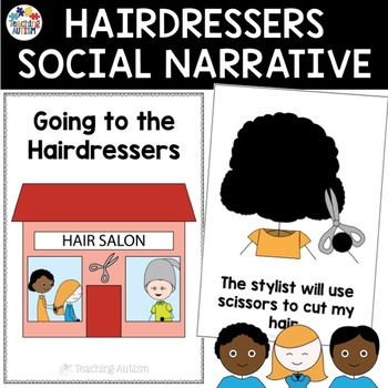 Social Story - Going to the Hairdressers