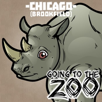 Going to the Zoo! -- Chicago Brookfield -- 12 Wild Animals