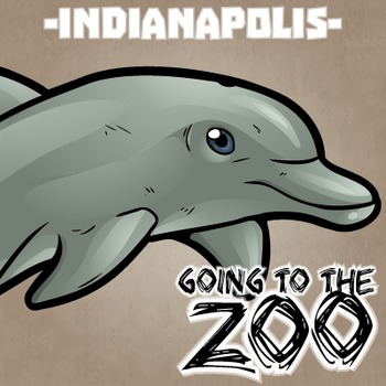 Going to the Zoo! -- Indianapolis -- 12 Wild Animals -- 10