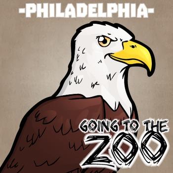Going to the Zoo! -- Philadelphia -- 12 Wild Animals -- 10