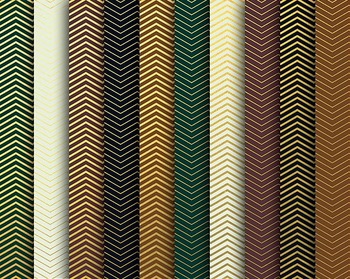 Gold Chevron Papers, Digital Papers, Gold Paper Set #087