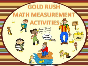 Measurement Activities: Word Problems (Gold Rush)