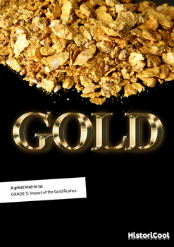 Gold Rushes Resource Bundle