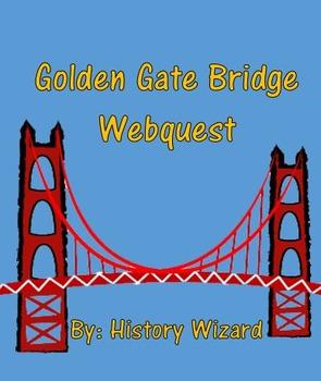 Golden Gate Bridge Webquest