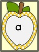 Golden Yellow Dot Apple  Dolch Pre-Primer Sight Word Flash