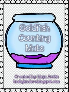 Goldfish Counting Mats