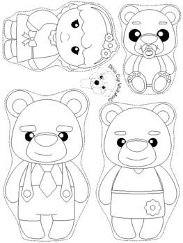 Goldilocks and 3 Bears