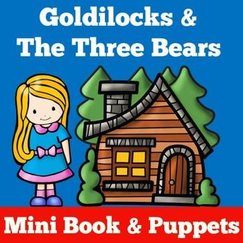 Goldilocks and the Three Bears | Fairy Tales Activities |