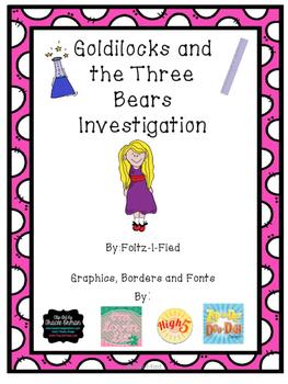 Goldilocks and the Three Bears Measurement Investigation