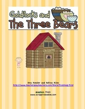 Goldilocks and the Three Bears Reader's Theater