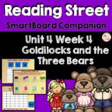 Goldilocks and the Three Bears SmartBoard Companion Kindergarten