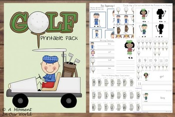 Golf Tots to Prep Pack