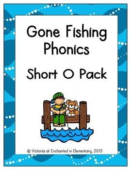 Gone Fishing Phonics: Short O Pack