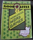 Good Apple and Wonderful Word Games Grades 3-5