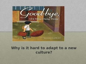 Good-Bye 382 Vocabulary Powerpoint