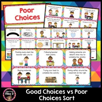 Good Choices - Center Time