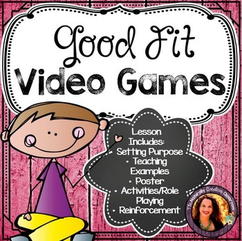 Good Fit Video Games